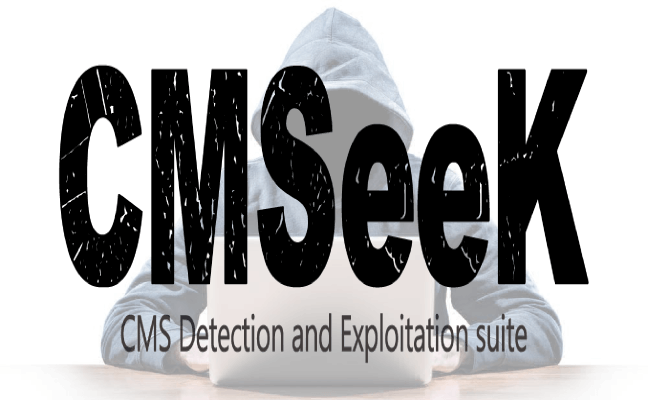 CMSeeK Version 1 0 9 - CMS Detection And Exploitation Suite