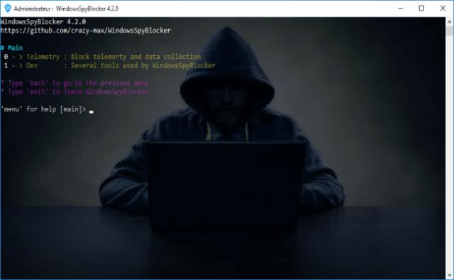 WindowsSpyBlocker