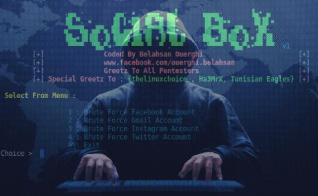 SocialBox