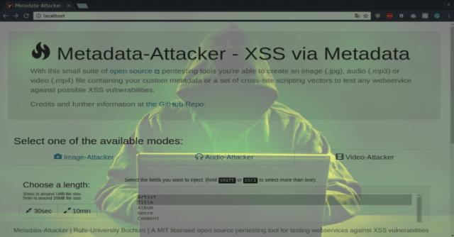 Metadata-Attacker