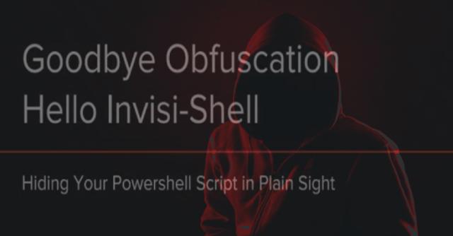 Invisi-Shell