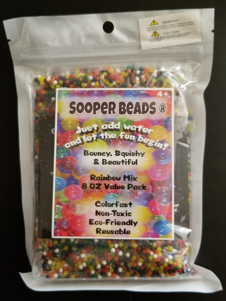 picture of sensory beads