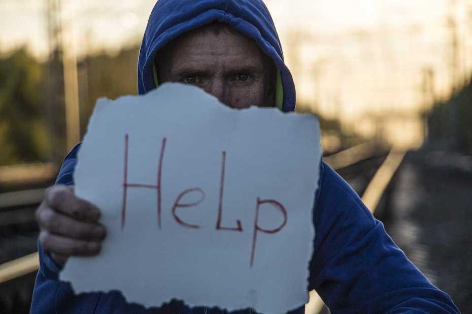 βοήθεια αυτοκτονικότητα