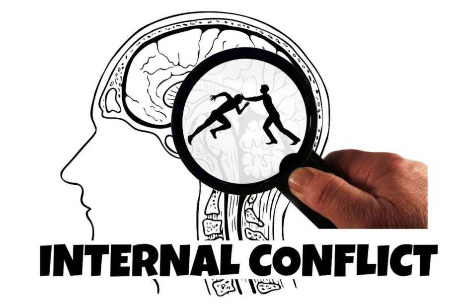 εσωτερικη συγκρουση