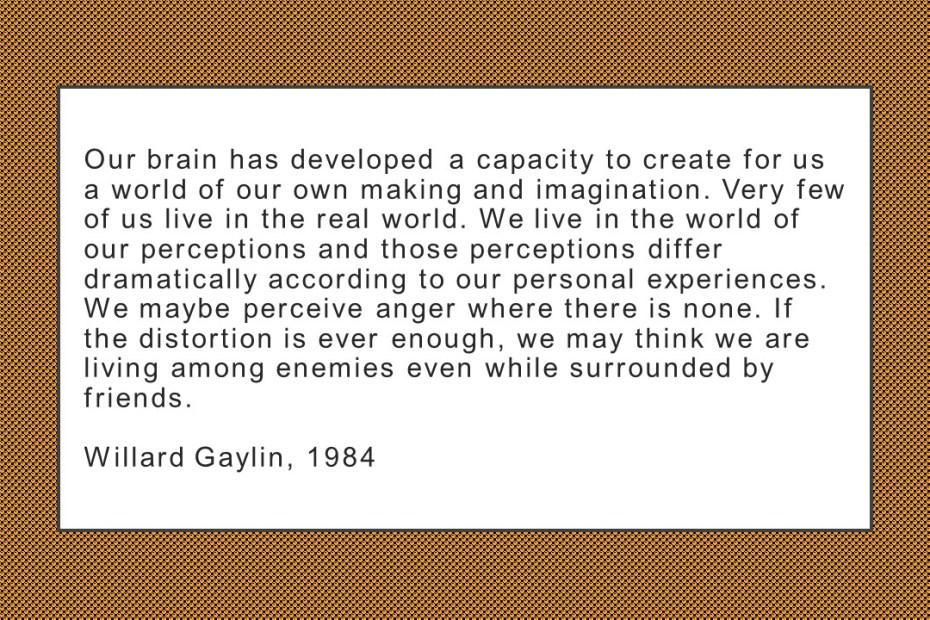 Εγκέφαλος & αντίληψη
