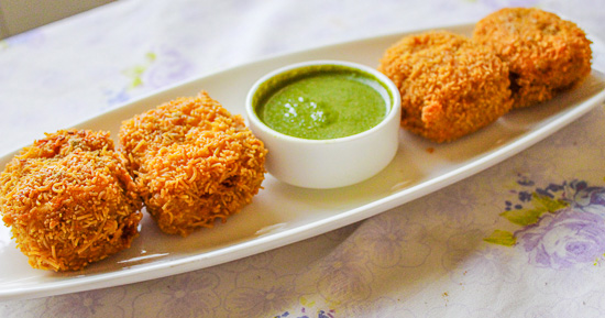 Paneer Pakoda-Cottage Cheese Fritters
