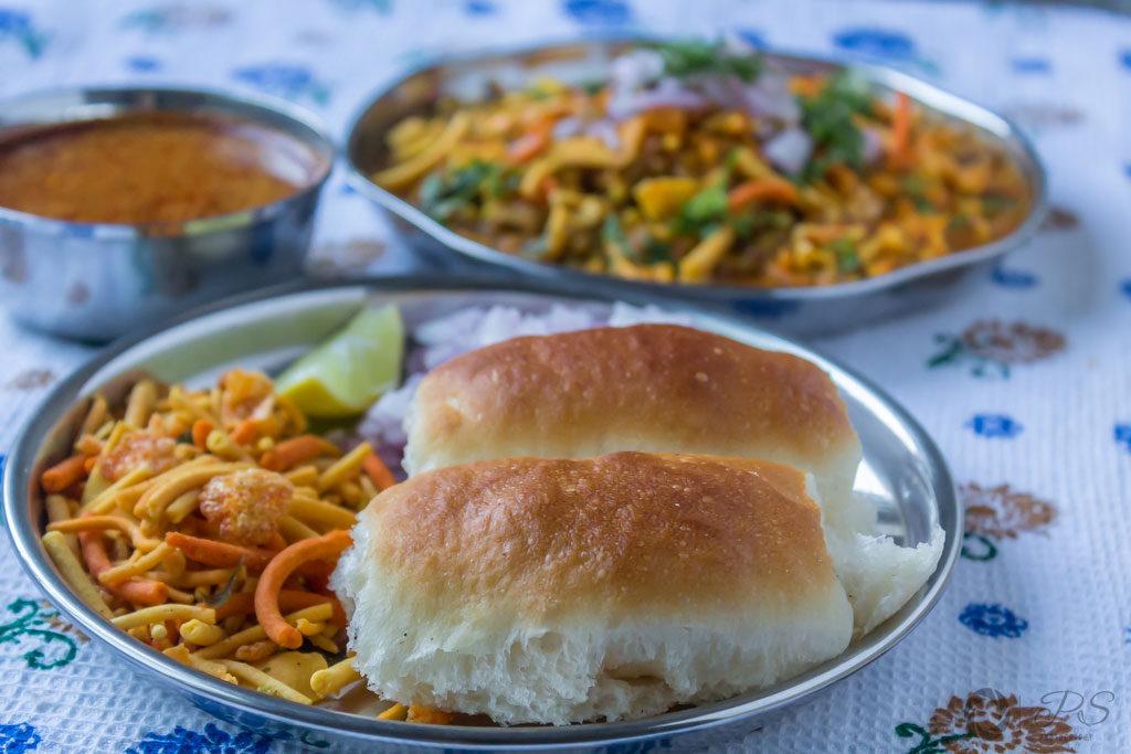 Kolhapuri Misal
