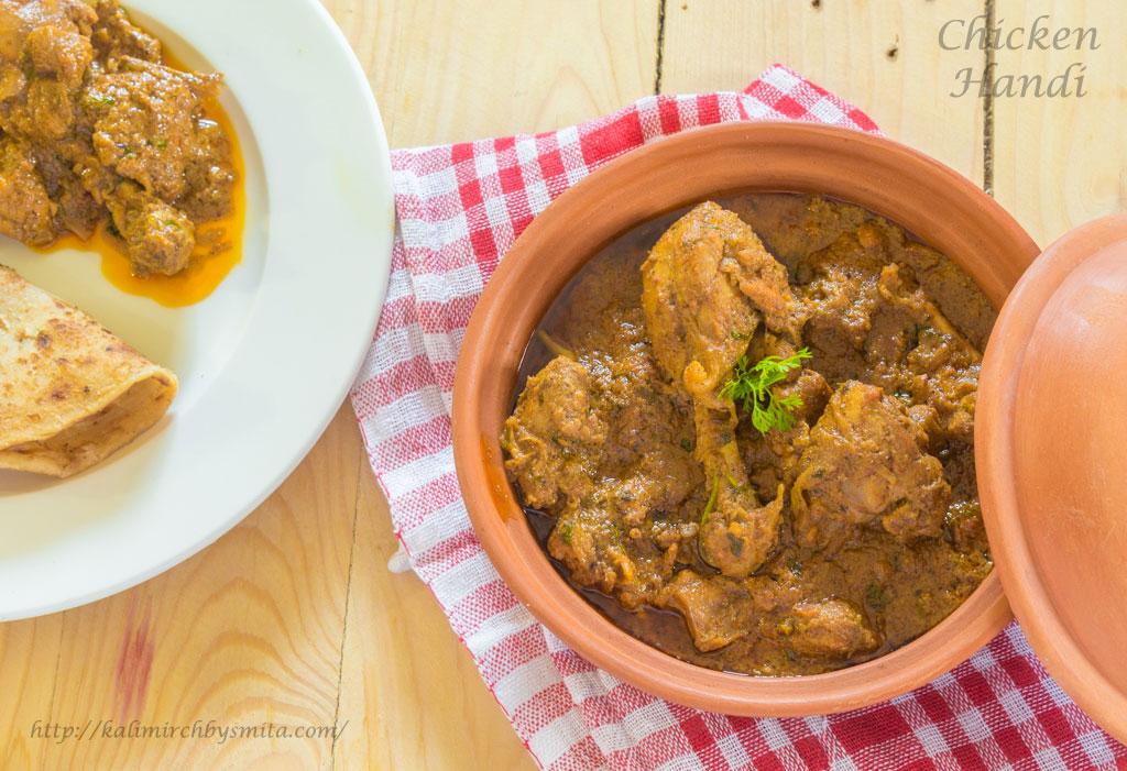 Chicken Handi