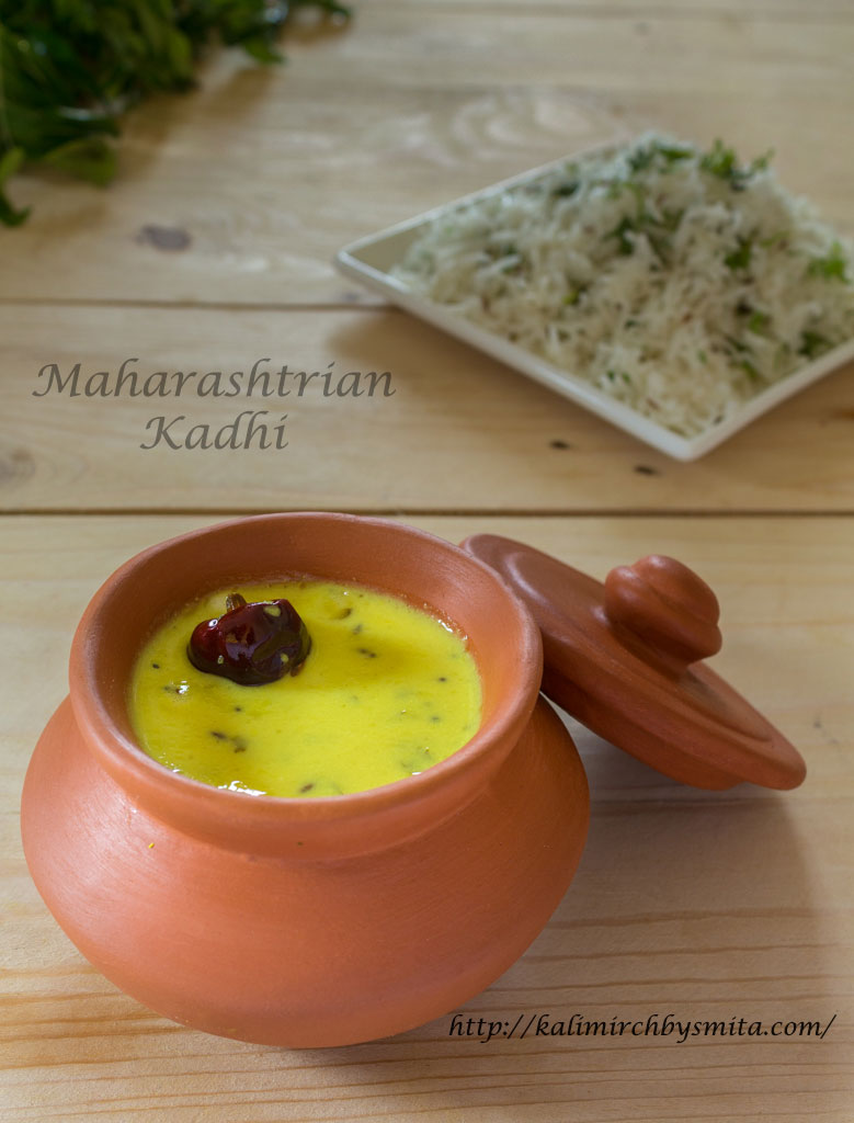 Maharashtrian Kadhi
