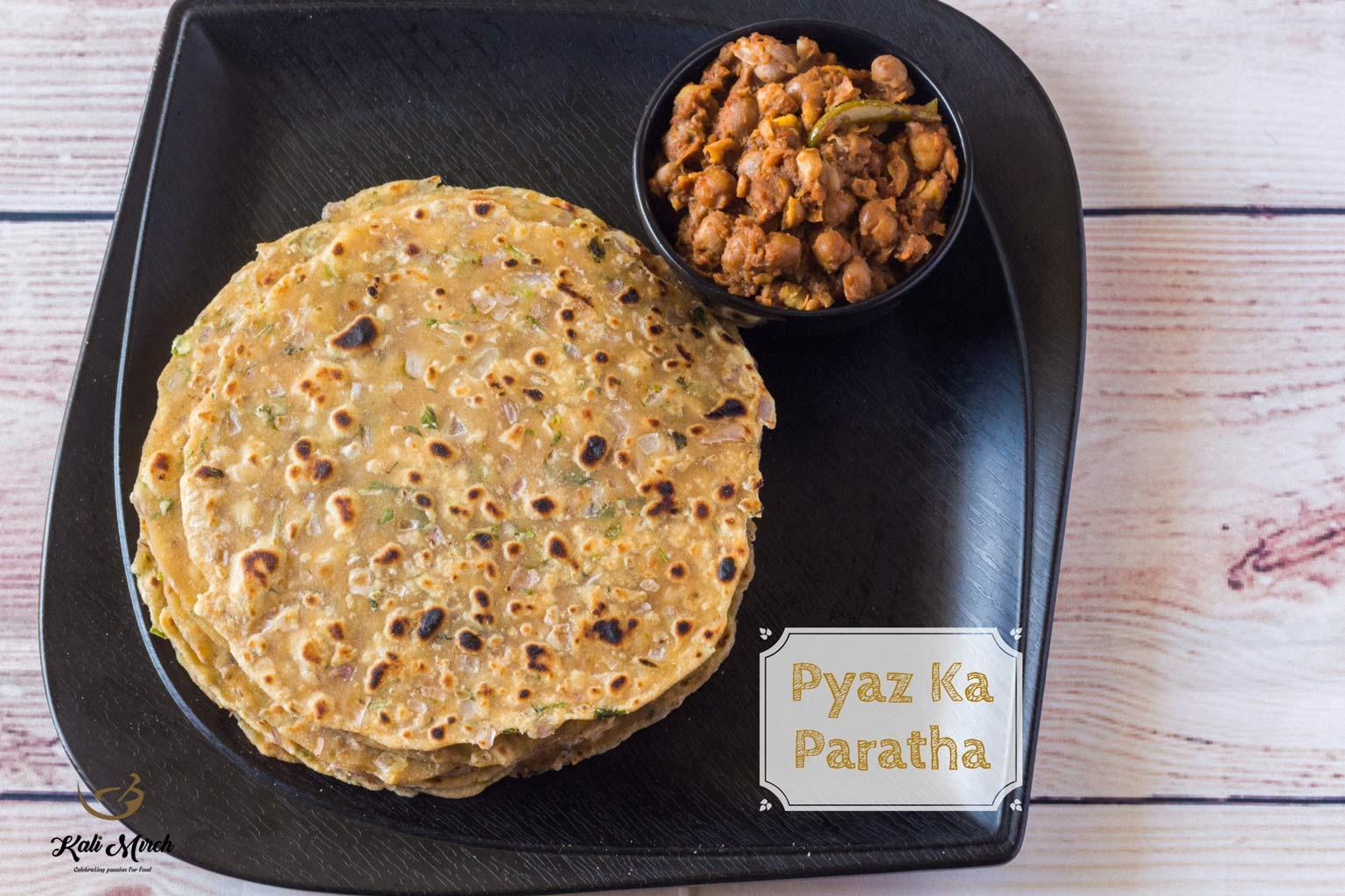 Pyaaz Ka Paratha