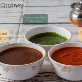 Chaat Chutney recipe