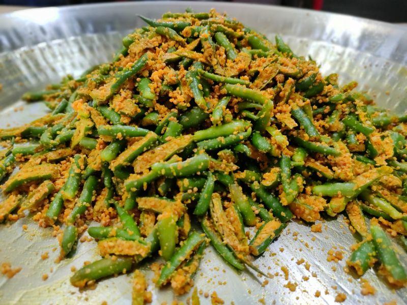 Green Chili Pickle