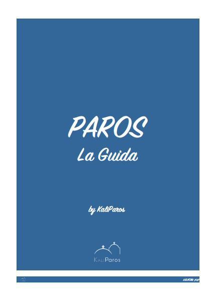 Guida di Paros