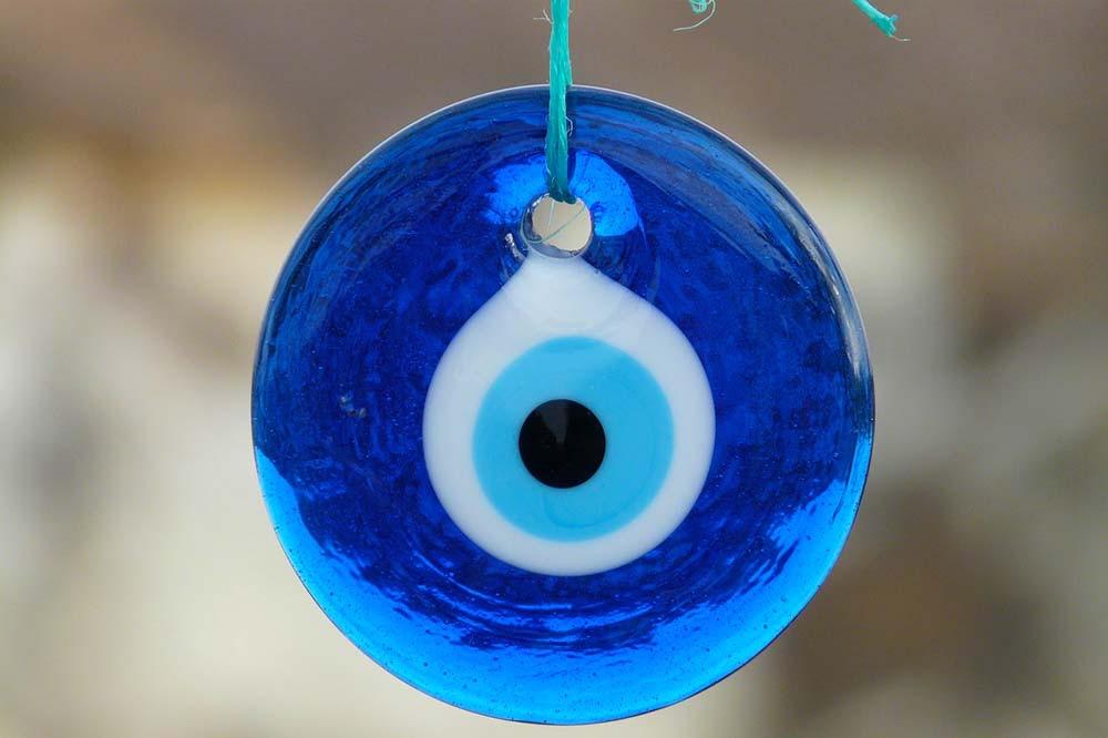 L'occhio Greco, o Nazar