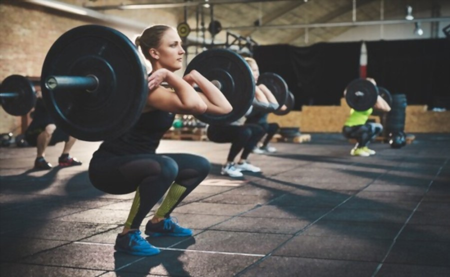 stronglifts for women