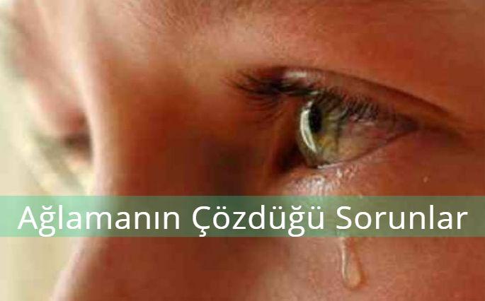 Ağlamanın Çözdüğü Sorunlar
