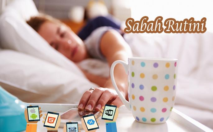 Sabah Rutini İçin Faydalı 5 Uygulama