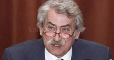Πέθανε ο πρώην Πρόεδρος ΟΛΠ Νίκος Αναστασόπουλος