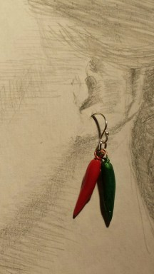 polymer hot peppers $10