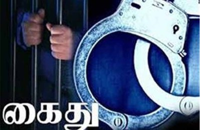 6 arrested for allegedly gambling with money near Bhuwanagiri