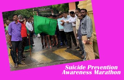 Suicide Prevention Awareness Marathon