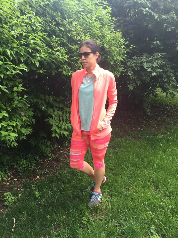 Activewear | Workout outfit | Zella outfit | Workout outfit ideas | Workout capris