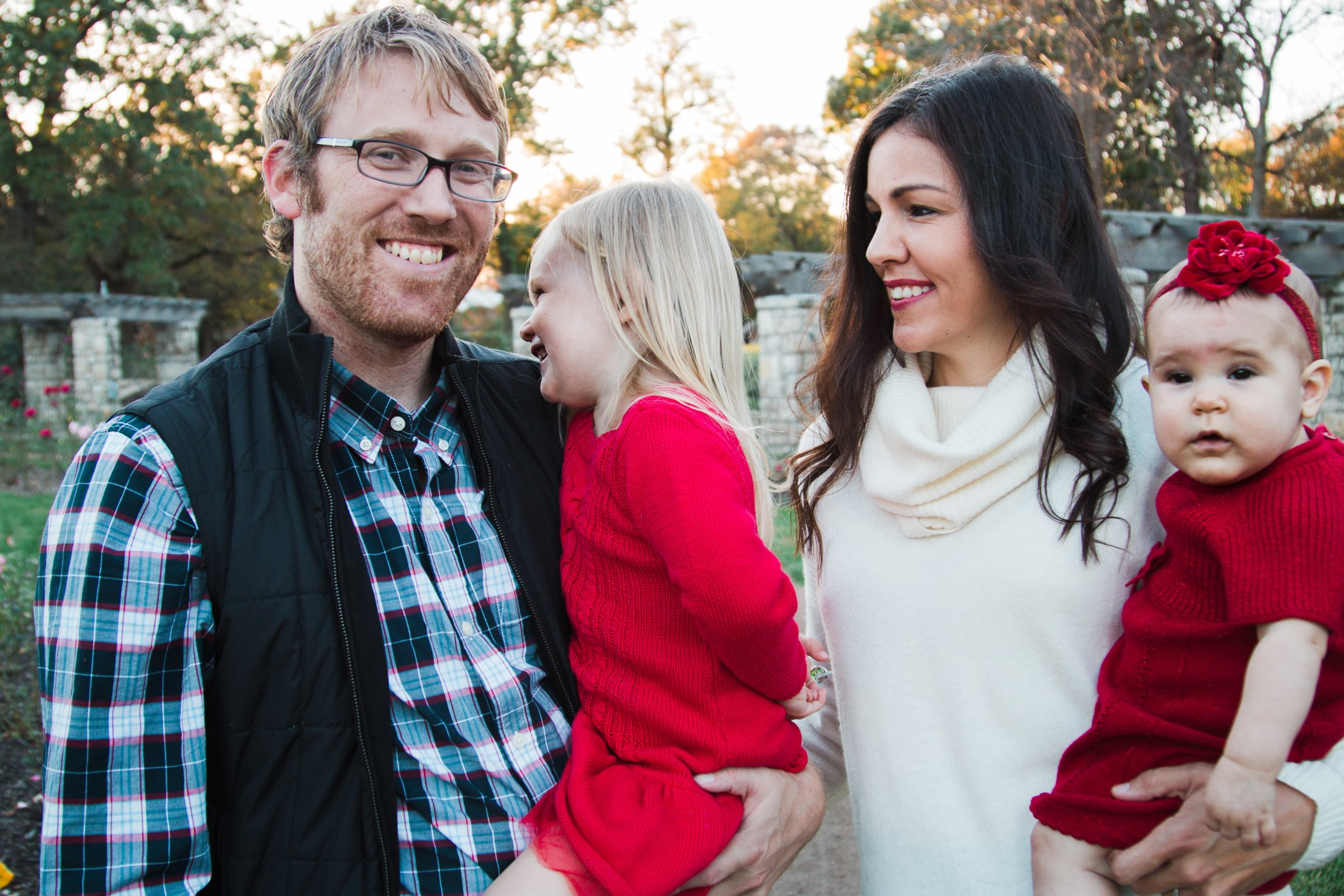 Christmas Card | family photo | family holiday pictures | family picture outfit  | family holiday style
