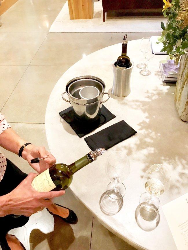Where to go wine tasting in Napa, Mumm Napa, Elizabeth Spencer, Frog's Leap, Sequoia Grove, Alpha Omega, Joseph Phelps, Nickel & Nickel