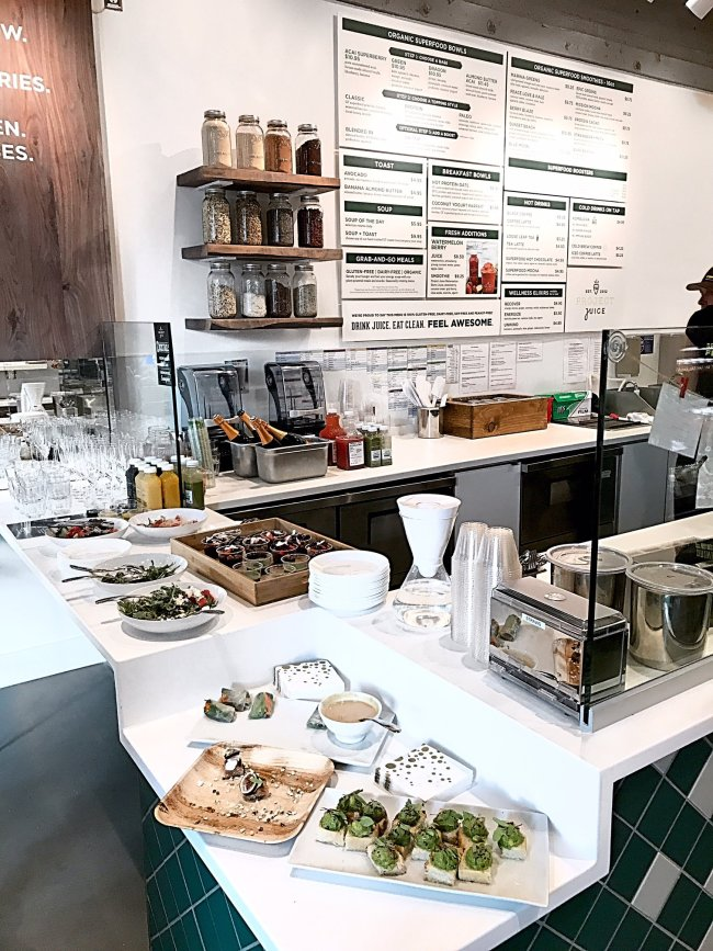 Where to go for clean eating in Berkeley