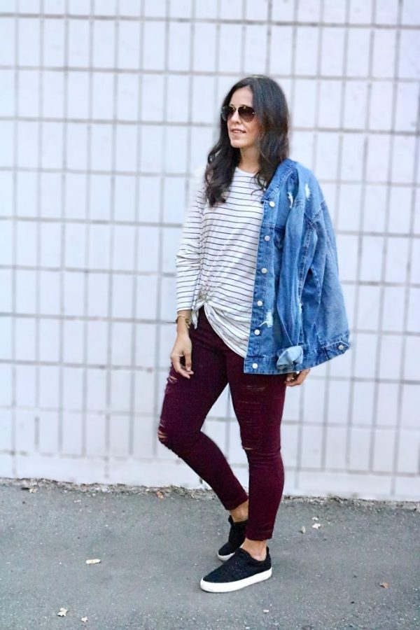 How To Get That Casual Look ... And Still Be Put Together