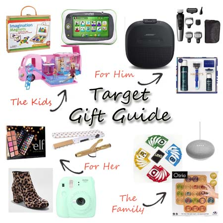 Target Gift Guide