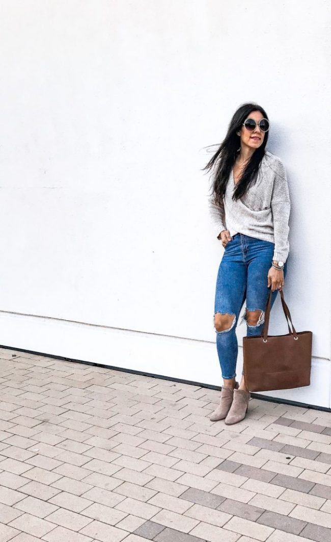 Needs High-Waisted Jeans