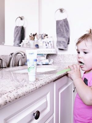 Tips For Starting Healthy Habits in Toddlers