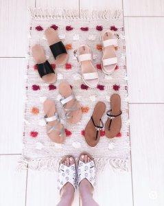 Summer Essentials: Sandals And Slides