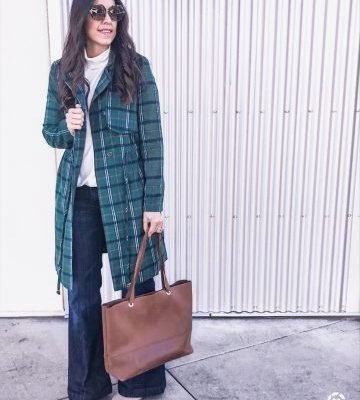 How To Wear Classic Fall Prints: Camo, Leopard and Plaid