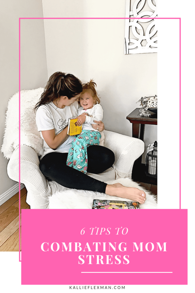 Combating Mom Stress