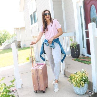 Summer travel capsule wardrobe