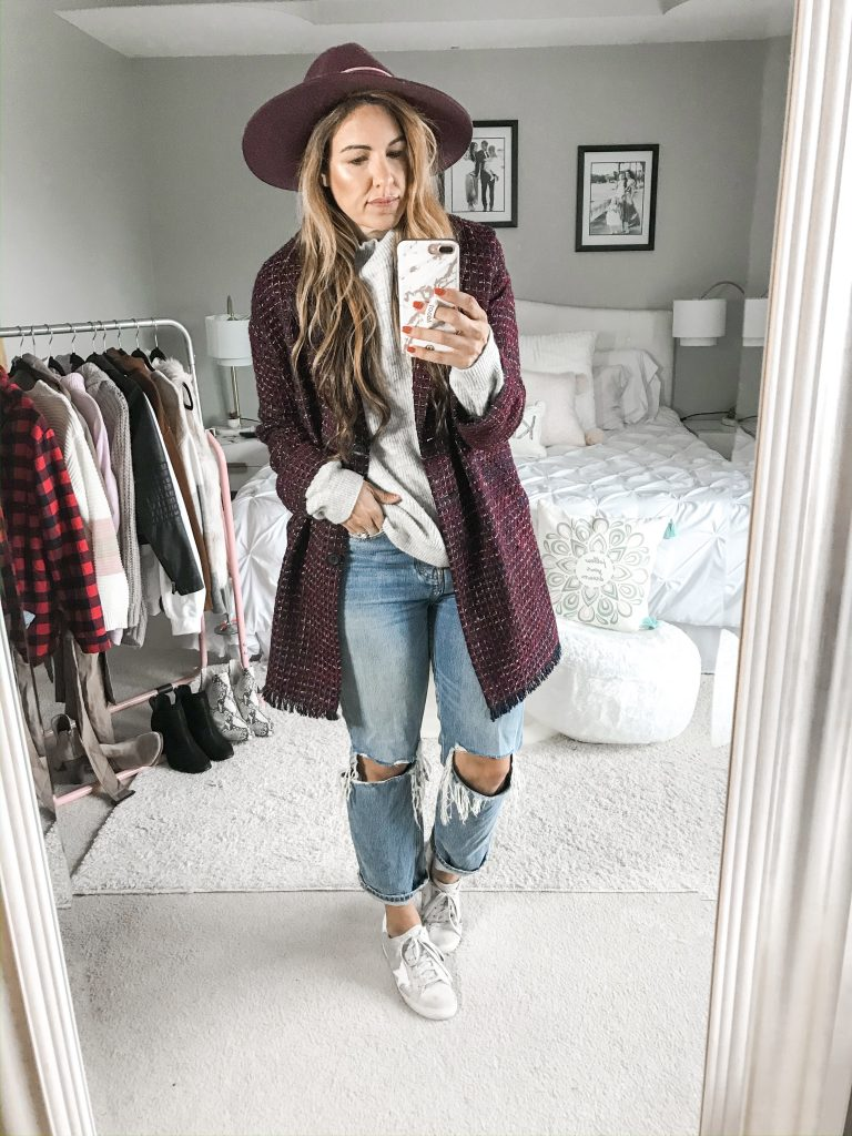 simple winter outfits