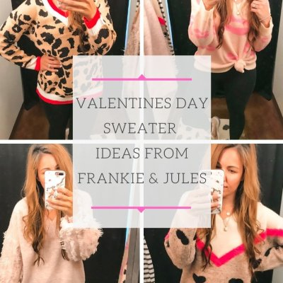 What To Wear Wednesday: Valentines Day Sweater Ideas