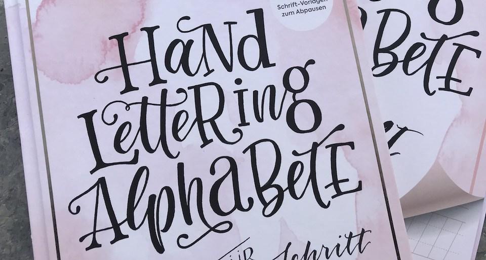 Buchbesprechung – Hand Lettering Alphabete
