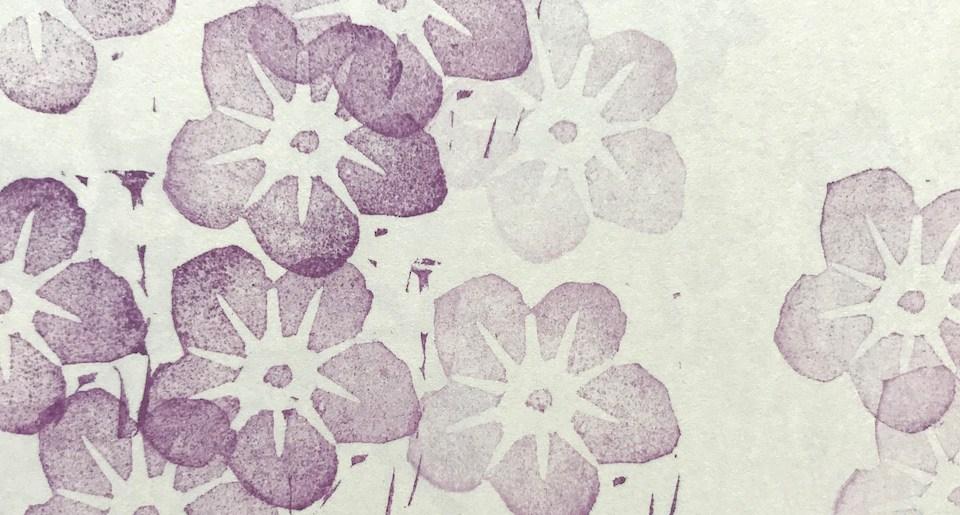Mustermittwoch – Streublumen