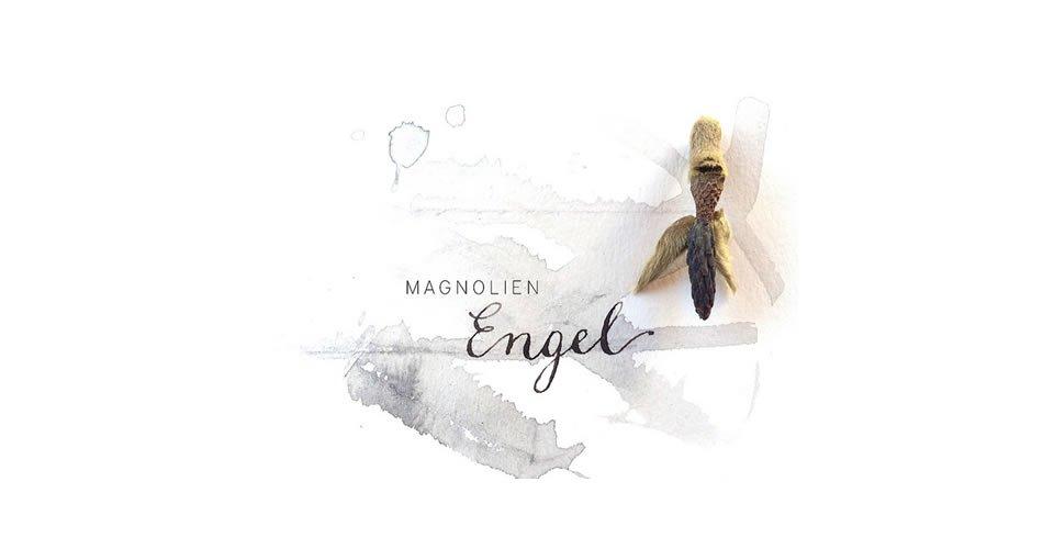 Magnolien-Engel