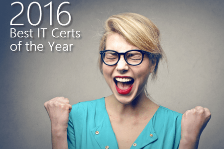 IT Certifications: Best For 2016