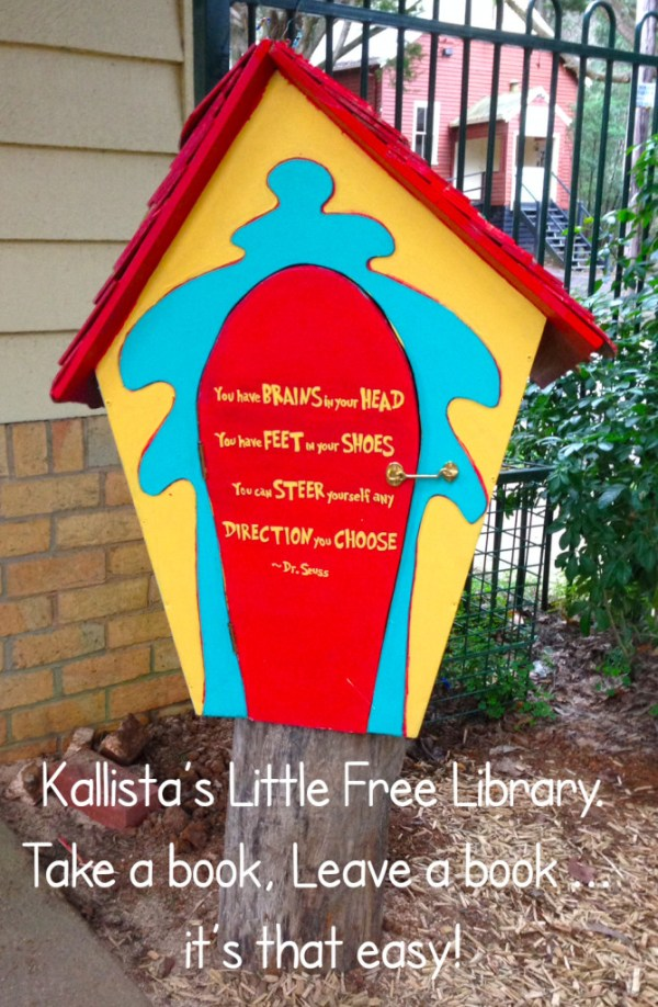 Kallista Little Library