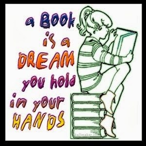 meme A book is a dream you hold in your hand