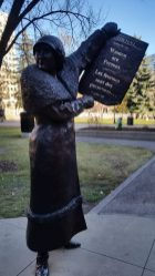 Women's Suffrage Memorial Calgary Alberta