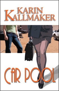 book cover car pool kallmaker bay area