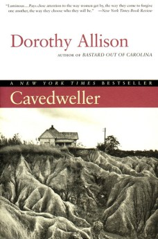 Plume 199 cover Cavedweller by Dorothy Allison
