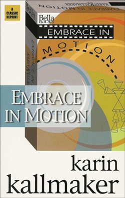 book cover embrace in motion lesbian lawyer