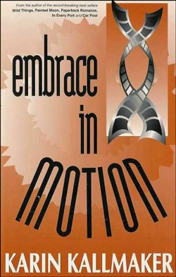 book cover embrace in motion lesbian olympian